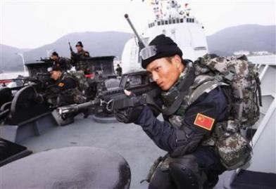 Chinese Navy Special Forces