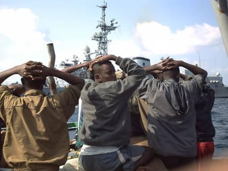 Pirates or Fishermen? - Courtesy AP
