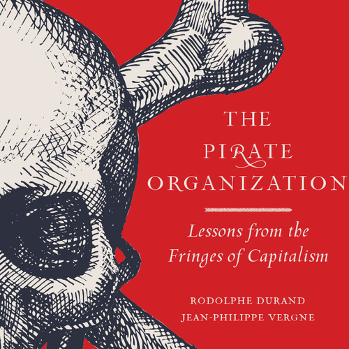 The Pirate Organization_Cover_Harvard Business Review Press